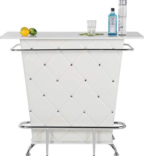 Kare Design Bar Lady Rock White,...
