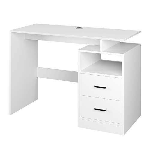 Homfa Computertisch Schreibtisch Arbeitstisch...
