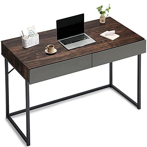 Harmati Schreibtisch mit Schubladen 120x50...