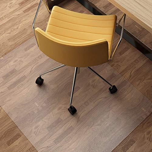 KINLO Bürostuhlunterlage 90x120cm PVC...