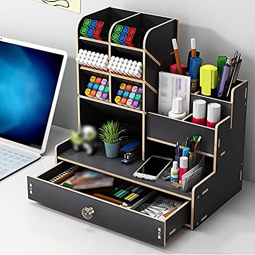 Catekro Schreibtisch Organizer Holz...