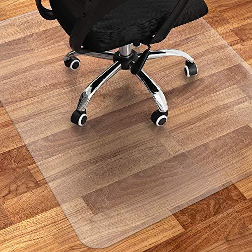 Bodenschutzmatte Bürostuhl Transparent...